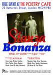 Claphm Stanza Bonanza